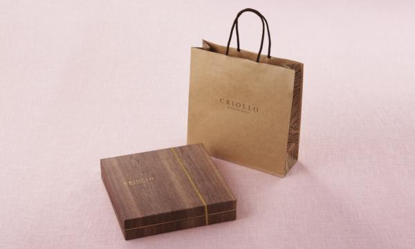 焼菓子 特大箱セットの紙袋画像