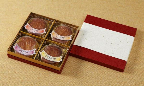 月餅の箱画像