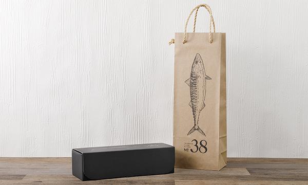 No.38(ナンバー・サーティエイト) 珠玉の3缶セットの紙袋画像