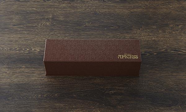 オリジナルケーキの包装画像