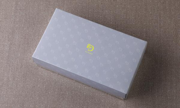 フィナンシェブロンドキャラメル 10個入の包装画像
