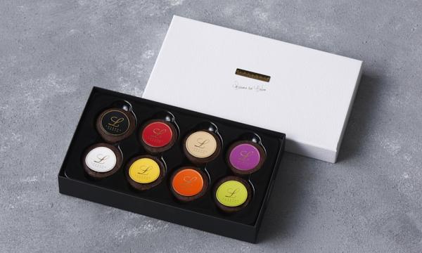 PALETTE FONDANT CHOCOLATの箱画像
