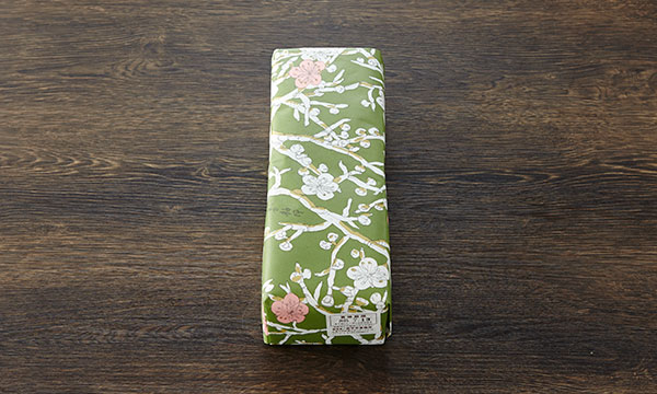 広島名産 柿羊羹 祇園坊の包装画像