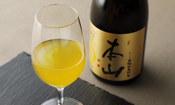 Liquid Tea 献上茶 静岡白葉茶 本山の内容画像