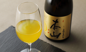 Liquid Tea 献上茶 静岡白葉茶 本山