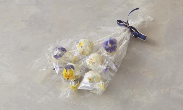 ポップケーキ お花ブーケの箱画像