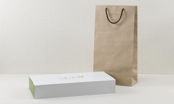 嬬恋高原ビール 群馬麦酒6本セットの紙袋画像