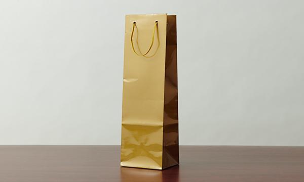 しょっつる十年熟仙1999年製造の紙袋画像