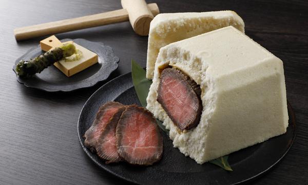 熊野牛塩釜焼きローストビーフの内容画像