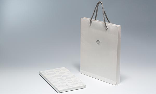 信州産 燻製と昆布〆のセットの紙袋画像