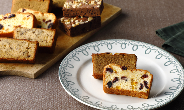 ベイクドケーキアソート15の内容画像