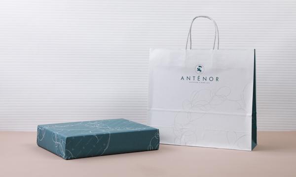 アルティザン・アンテノール 60枚入の紙袋画像