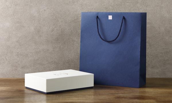 京都ジビエ ギフトセットの紙袋画像