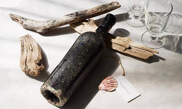 海底で熟成されたワイン SUBRINA サブリナ ACT3 2019