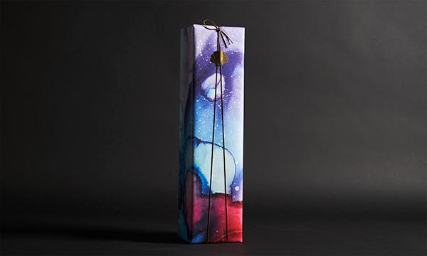 海底で熟成されたワイン SUBRINA サブリナ ACT2 2016の包装画像