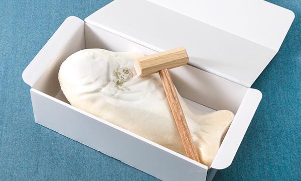 ゆら鯛塩釜焼きの箱画像