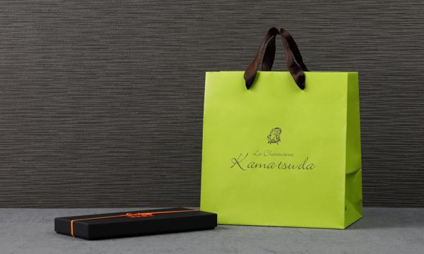 麻布十番 レストラン釜津田 HATAKE~ 畑~のフィナンシェの紙袋画像