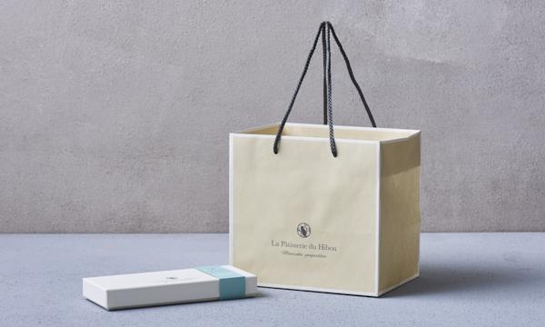 レーヴ・ドゥ・ショコラの紙袋画像