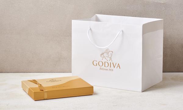 ゴールドコレクション20粒入の紙袋画像