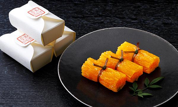 松屋利右衛門 鶏卵素麺 たばねの内容画像