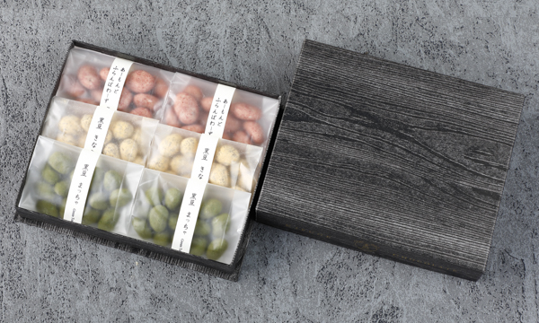 KIFUNE チョコレートの箱画像