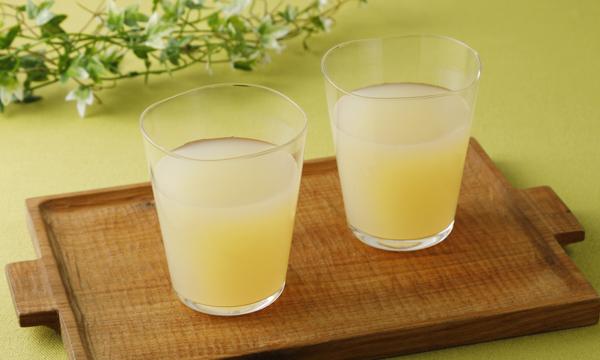 大谷石室熟成 豊水100%ジュースの内容画像