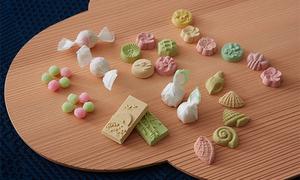 和三盆御干菓子セット箱(大)