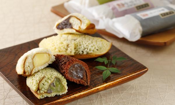 いろはに美味すずめ くらしき御菓子箱 四季づつみの内容画像