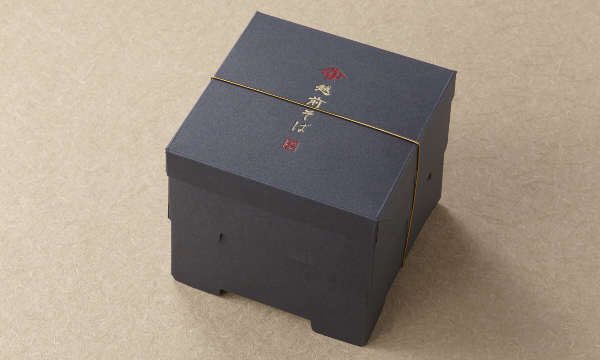 永平寺御用達 越前そばセットの包装画像