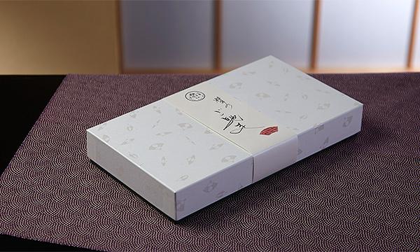 料亭のご馳走 楓 (ちりめん山椒、きんぴらまぐろ、松茸昆布)の包装画像