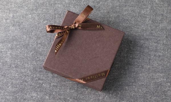 カルヴァドスの生チョコレートの包装画像