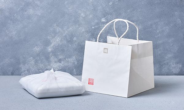 香り菓子 白檀の紙袋画像