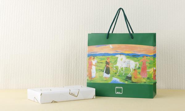 チーズケーキプレーン・イチゴ詰合せ KX-30の紙袋画像