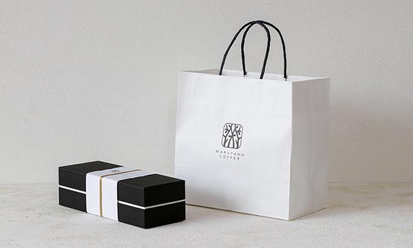シングルオリジンコーヒーゼリー 6個セットの紙袋画像