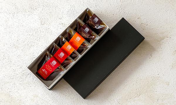 シングルオリジンコーヒーゼリー 6個セットの箱画像