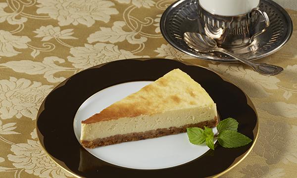 白トリュフチーズケーキの内容画像