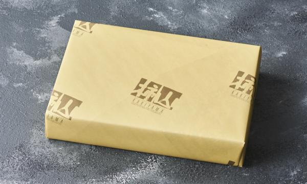柿山セレクトの包装画像