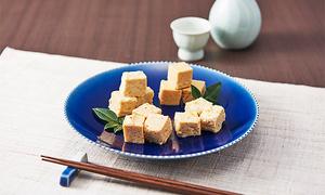 豆腐の味噌漬