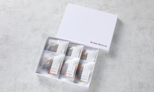 国産無添加ドライフルーツ詰め合わせギフトの箱画像