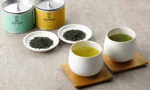 シングルオリジン煎茶2缶セット