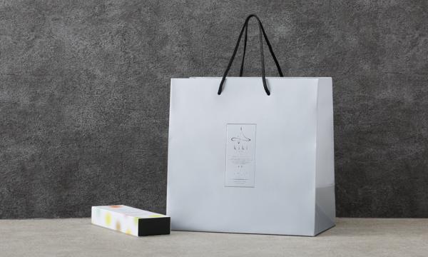 しゅんかしゅうとうkiki KOGASHIショコラ ~HAMON~の紙袋画像