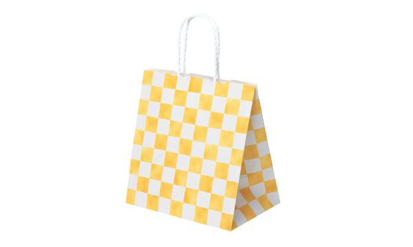バームクーヘンの紙袋画像