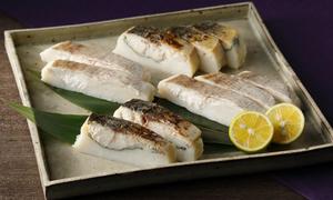 押し蒲 三本セット(炙り鯖×2・天然真鯛×1)