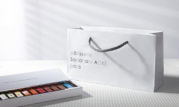 ボンボンショコラの紙袋画像