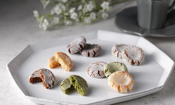 シチリア伝統菓子「パスタ・ディ・マンドルラ」