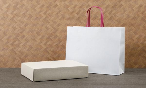 沖縄あぐー豚ギフトセットの紙袋画像