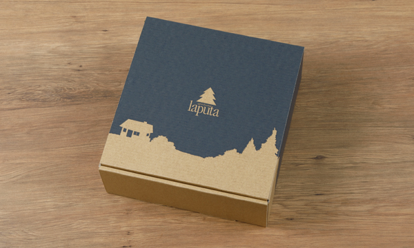 ラピュタファームのいちおしセットの包装画像