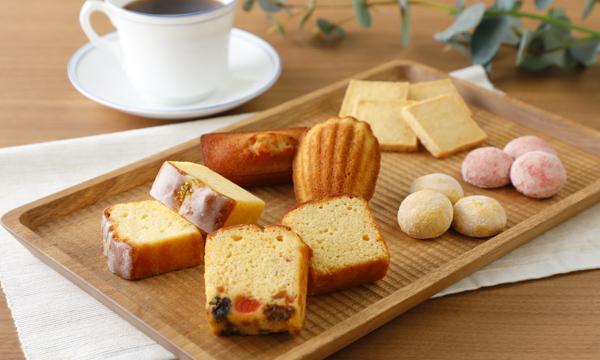 ペルルドゥヴェール フルーツ焼き菓子