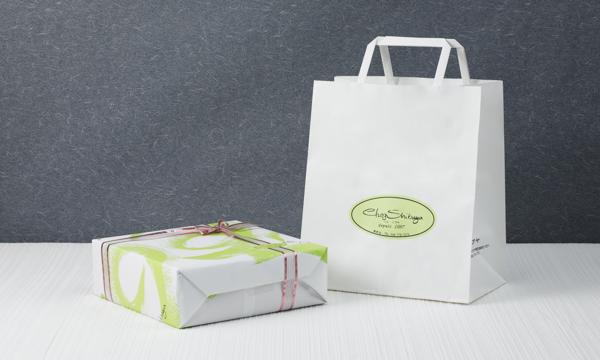焼菓子詰合せの紙袋画像