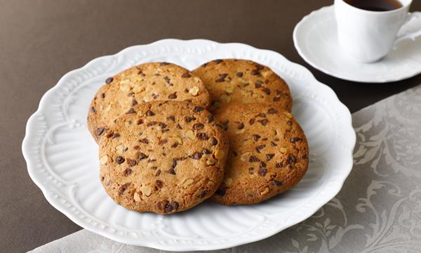 ザ・リッツ・カールトン大阪 オリジナルジャンボチョコレートチップクッキーの内容画像